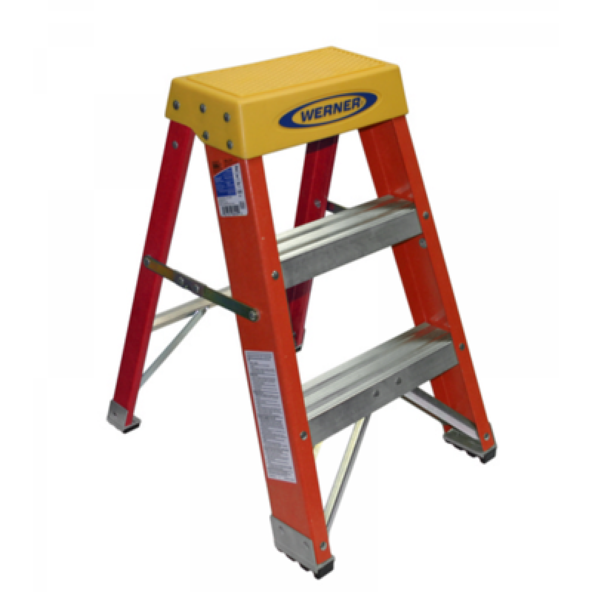 Werner Fg Step Stool Type Ia 300lbs 6202 Step Stool