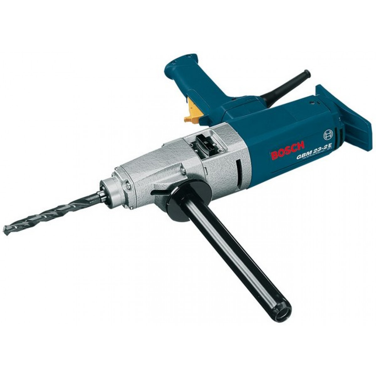 bosch hand drill gbm 23 2e drilling impact drilling. Black Bedroom Furniture Sets. Home Design Ideas