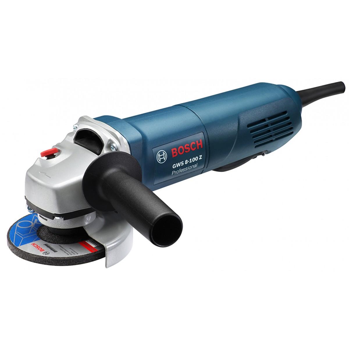Bosch Disc Grinder Gws 8 100z Grinding Sanding Power