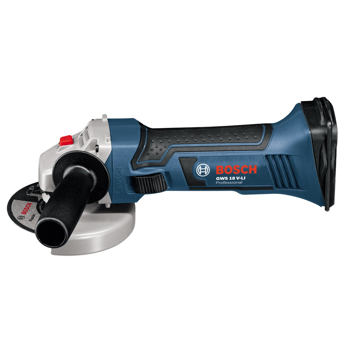 bosch cordless grinder 18v gws 18v li tool only. Black Bedroom Furniture Sets. Home Design Ideas