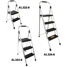 Werner Alum Stepstool 225lbs AL32x-6 series
