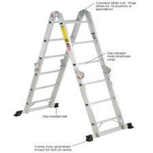 Multiladders / Dual-Purpose Ladders