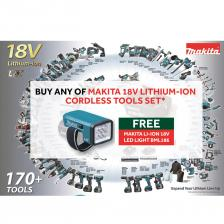 Makita Promotion