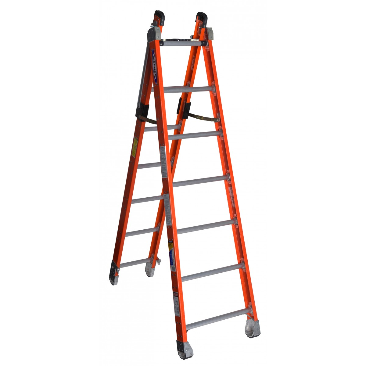 Werner Combination Step/Extension Ladder 7800 (6'-8
