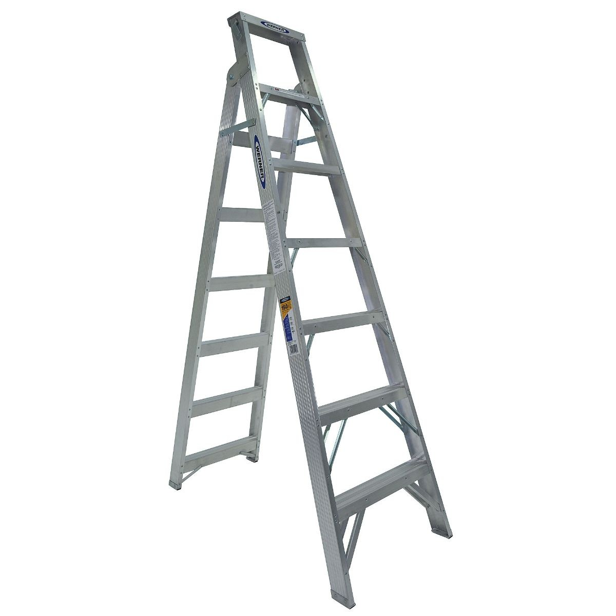Werner Ladder Dual Purpose 150kg (6'-8
