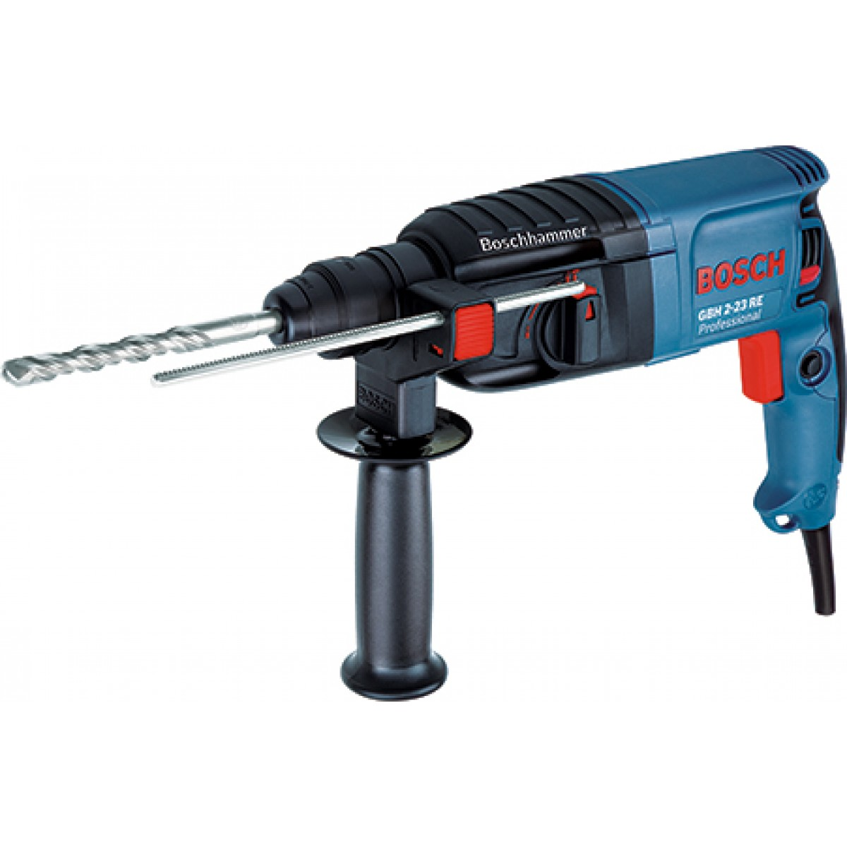 bosch rotary hammer gbh 2 23re. Black Bedroom Furniture Sets. Home Design Ideas