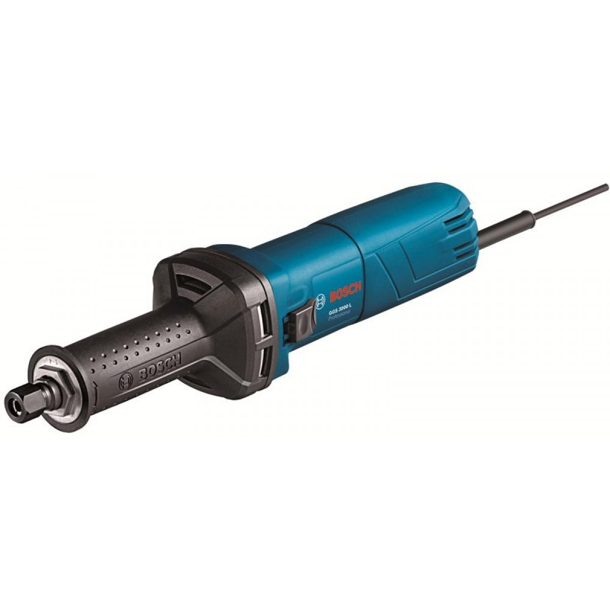 Die Electric Sander ~ Bosch straight grinder ggs l