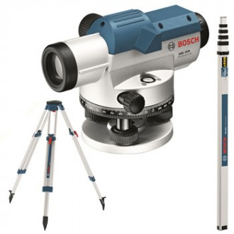 Bosch Optical Level GOL 32 D Set + GR 500 + BT 160