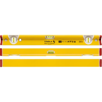 Stabila Spirit Level With Finger Groove R300 (610-1220mm)