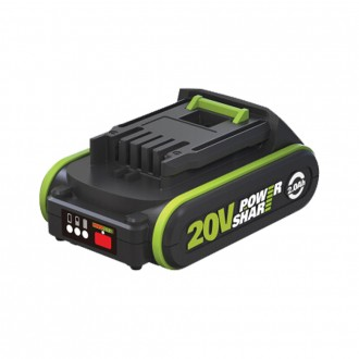 Worx WA3593 20V 2.0Ah Battery Pack