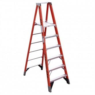 Werner Platform Ladder P7400 (10' / 12')