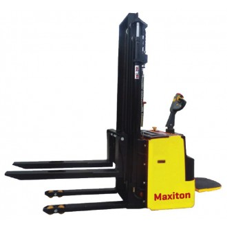 MAXITON ELECTRIC STACKER- CTQN-1.6 / 4.0M 1200KG