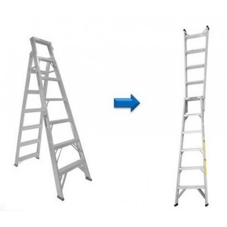 Werner Ladder Dual Purpose 120kg (6'-7')