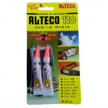 ALTECO SUPER GLUE 110 (TWIN PACK)