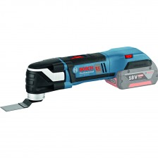 BOSCH LI-ION 18V MULTI CUTTER GOP18V-EC BL (TOOL ONLY)