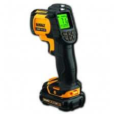 DeWalt Cordless 10.8V XR Li Infrared Thermometer DCT414S1 ( Tools Only )