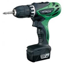Hitachi Cordless Drill 10.8V Li-ion DS10DFL