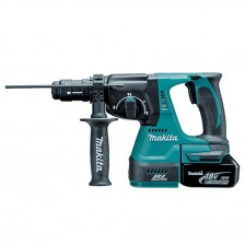 MAKITA LI-ION 18V COMBINATION HAMMER DHR242RTE