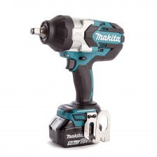 "MAKITA LI-ION 18V IMPACT WRENCH 1/2"" DTW1002RTJ"