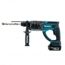 MAKITA LI-ION 18V COMBINATION HAMMER DHR202RTE