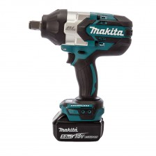 "MAKITA LI-ION 18V IMPACT WRENCH 3/4"" DTW1001RTJ"