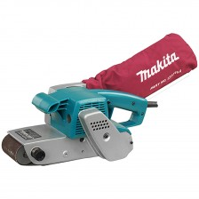MAKITA BELT SANDER MODEL: 9924DB