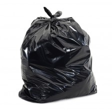 GARBAGE BAG 30X34X0.018MM/PKT