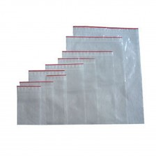BAG POLYTHENE ZIP SEAL 9 X14 (100P-PACK)