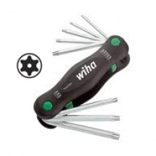 Wiha SB 363TR P8 TORX® Tamper Resistant fold out holder PocketStar (25166)