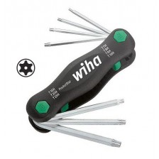 Wiha SB 363TR P7 TORX® Tamper Resistant fold out holder PocketStar (25164)