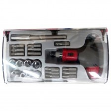 KTK 23 PCS BIT AND SOCKET SET (TW)