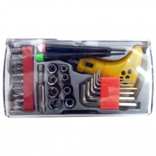 KTK 29 PCS BIT AND SOCKET SET (TW)