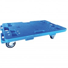 MPP PLATFORM TROLLEY PU WHEEL 100KG MT100