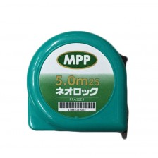 MPP GEOMETRIC MEASURING TAPE 5.0M X 25MM (RRA5025)