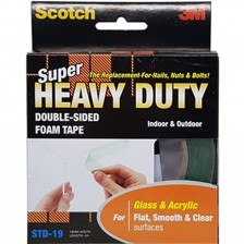 3M SCOTCH SUPER HEAVY DUTY TAPE - STD-19