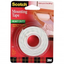 3M SCOTCH MOUNTING TAPE - 114