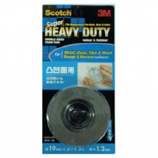 3M SCOTCH H/DUTY IN/OUTDOOR TAPES KH-19