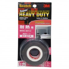 3M SCOTCH H/DUTY D/B SIDED TAPES KHR-19