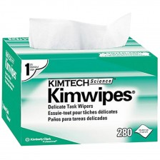 KCP (KIMTECH) SCIENCE WIPES EX-L 34155 (BOX)
