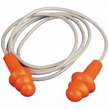 KCP H20 Corded Reusable Earplugs