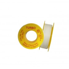 TURBO SEALING TAPE 1/2 X 0.075 X 10M