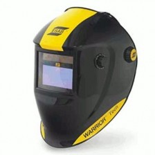 ESAB Auto-Darkening Helmet Warrior Tech (Black)