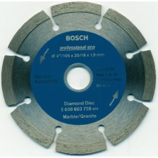 "Bosch Diamond Disc 4"" (Part No : 2608603728)"