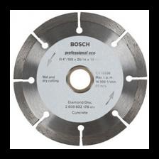 """Bosch Diamond Disc 4"""" (Part No : 2608603729)"""