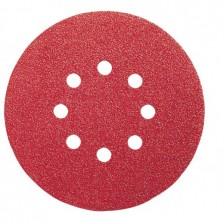 """Bosch Sanding Paper 5"""" Grade 40-400 (5pc/pack)"""