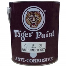 TIGER WHITE UNDERCOAT 3.5 L WU300