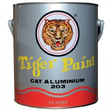 TIGER ALUMINUM PAINT 3.5 L