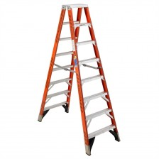Werner Multi-Use Twin Stepladder T7400 (14'-20')