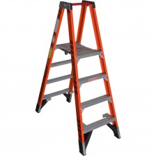 Werner Stockr's Ladder PT7400 (4'-10')