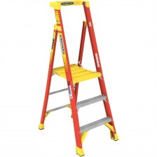 Werner Podium Ladder PD6200 (3'-10')